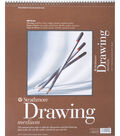 Strathmore Medium Drawing Paper Pad 14\u0022X17\u0022