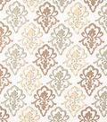 Home Decor 8\u0022x8\u0022 Fabric Swatch-Upholstery Fabric Eaton Square Elaine Putty