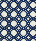 P/K Lifestyles Upholstery Fabric-Level Off/Porcelain