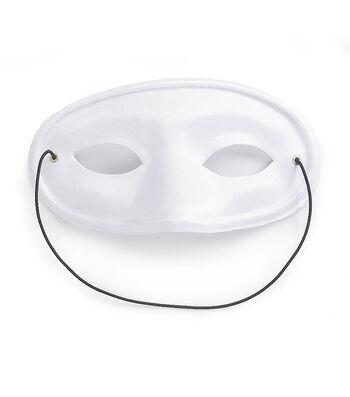 "6"" Satin Mask"