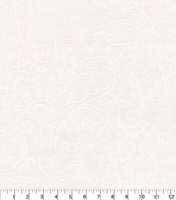 Kelly Ripa Home Upholstery Fabric 54''-Ivory Jump For Joy