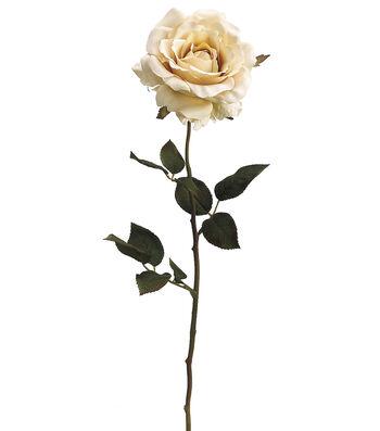"Bloom Room 28"" Margaret Rose Stem-Vanilla"