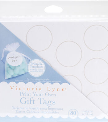 Gift Tags-White