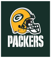 Green Bay Packers Luncheon Napkins, , hi-res