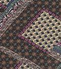 Silky Prints Stretch Fabric 56\u0027\u0027-Patchwork