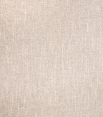 """Jaclyn Smith Upholstery Fabric 54""""-Mount/Linen"""