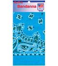 Paisley Bandanna 100% Cotton