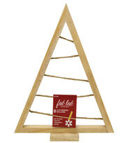 Fab Lab™ Rustic Triangle Tree, , hi-res
