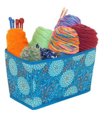 Folding Yarn Bin
