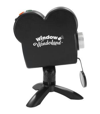 BulbHead Window Wonderland Decorative Projector