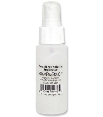 Stampendous® 2oz Spray Splatter Bottle