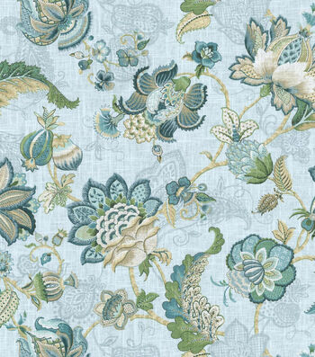 "Upholstery Fabric 54""-Fantasy Mist"