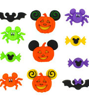 Dress It Up Disney Mickey & Minnie Halloween Embellishments, , hi-res