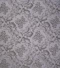 Bottomweight Denim Fabric 52\u0022-Black Denim