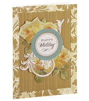 Anna Griffin Card Kit Wedding Charlotte, , hi-res