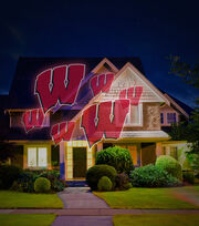 University of Wisconsin Badgers Team Pride Light, , hi-res