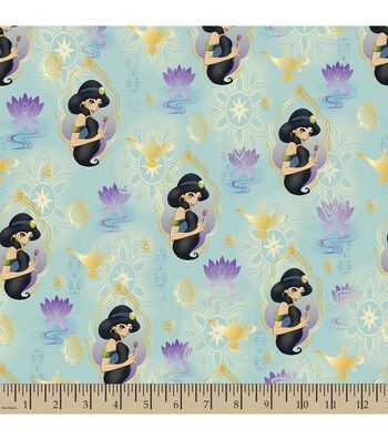 Disney® Princess Print Fabric-Jasmine