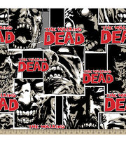 "The Walking Dead Fleece Fabric 59""-Zombie Pack, , hi-res"
