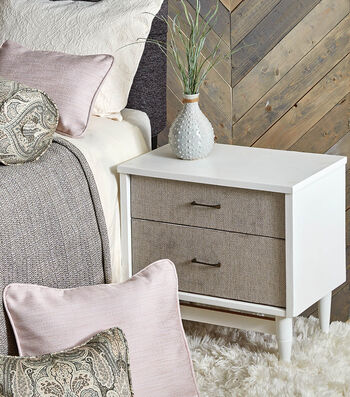 How To Make Fabric Covered Furniture