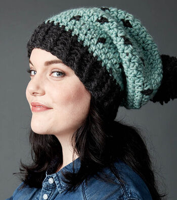 How to Make A Cozy Crochet Hat