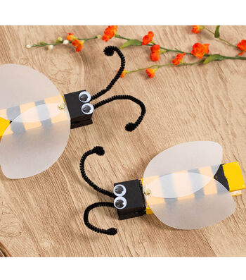 Make Clothepin Bees