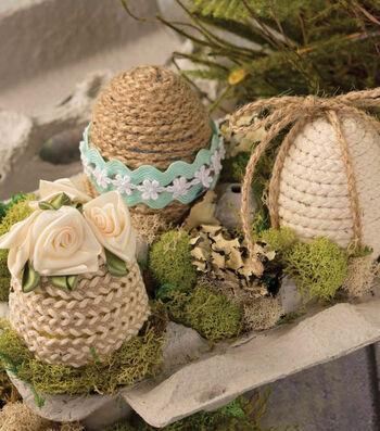 Au Natural Easter Eggs