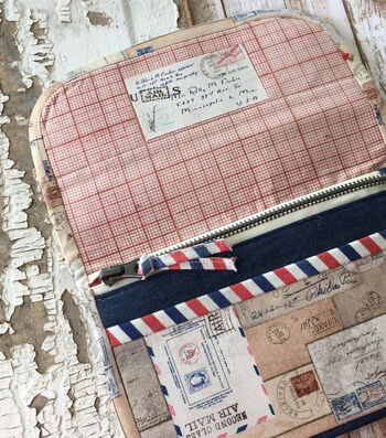 How To Make A Correspondence Wallet