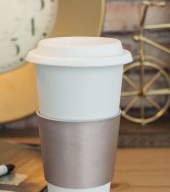 How To Make A Leather Coffee Sleeve