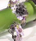 Floral Bagle Bracelet