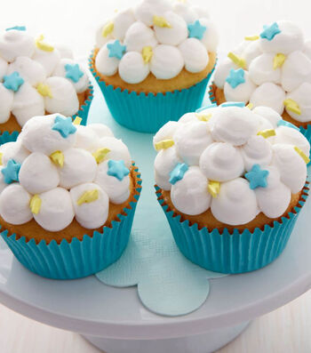 How To Make Cloudy Day Cupcakes