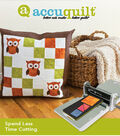 Accuquilt How-to