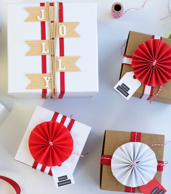 How To Make DIY Gift Toppers