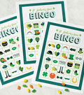 St. Patrick\u0027s Day Feeling Lucky Bingo Board Printable