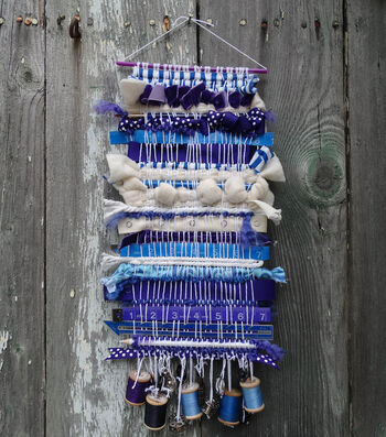 Make A Woven Wall Hanging