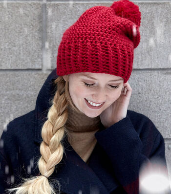How To Make A Simple Crochet Hat