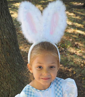 How To Make Easter Bunny Ears Headband