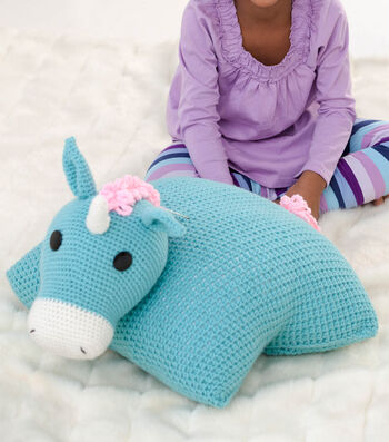 How To  Crochet A Unicorn Pillow Pal