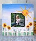 Sunflower Summer Frame