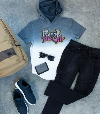 "How To Make A ""Fresh"" Graffiti T-shirt"