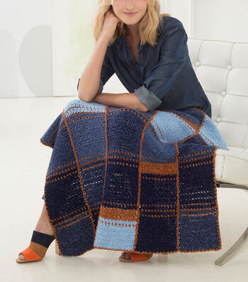 How to Crochet A Audie Baby Afghan