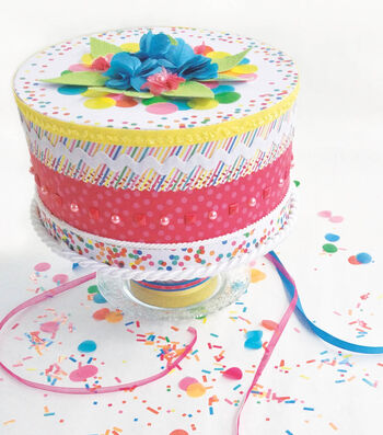 How To Create Paper Mache Cake Boxes