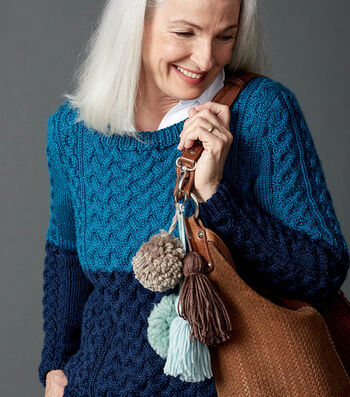 How To Make A Knit Cable Pullover