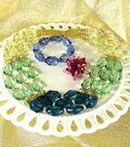 Acrylic Necklace, Bracelet, and Ring
