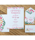 Personalize Printable Stationary Set