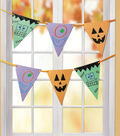 Party Time Halloween Banner