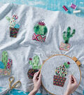 How To Make A Cactus Quilt Wall Hanging
