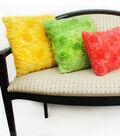 Ribbon Rose Pillows