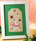 Noel Tag Picture Frame