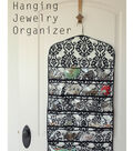 How to Make a Hanging Jewelry Organizer