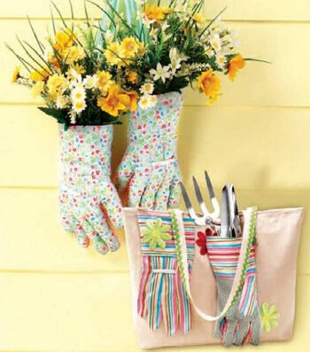 Garden Glove Decor